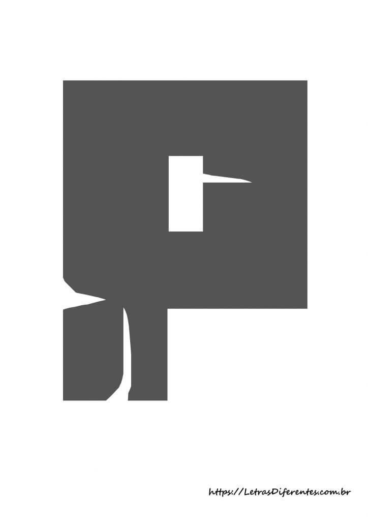 alfabeto letras p minecraft para imprimir (17)
