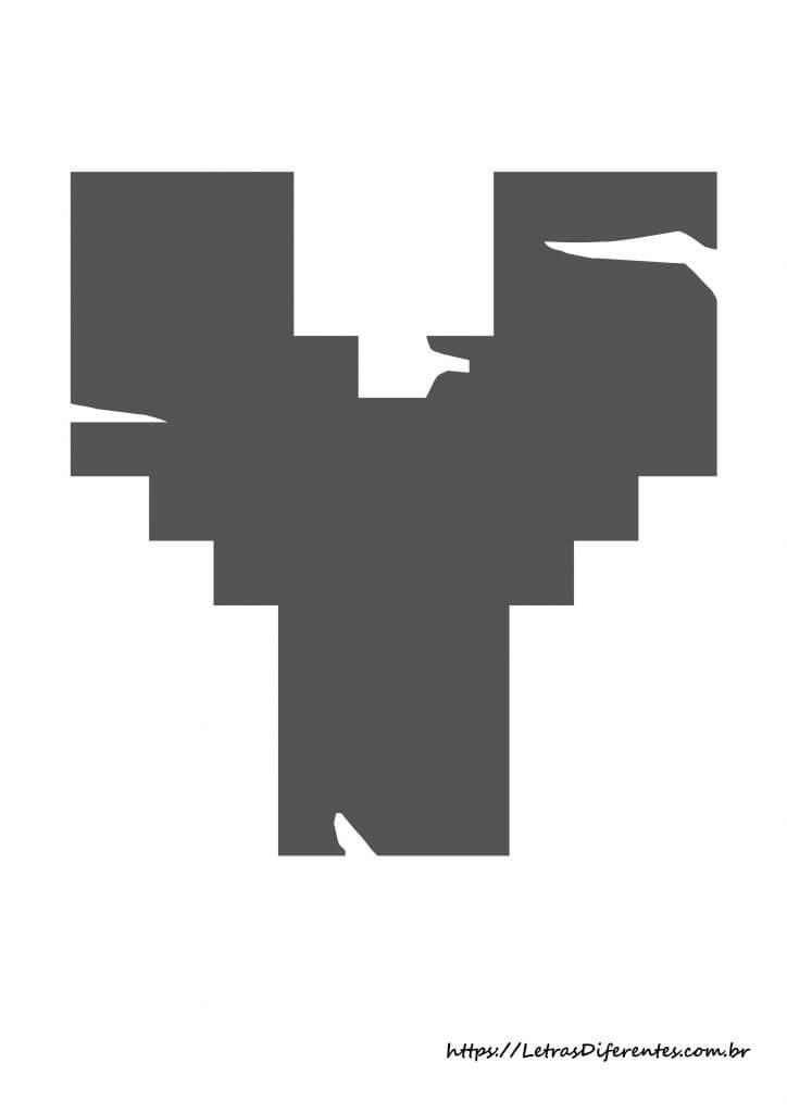 alfabeto letras y minecraft para imprimir (26)