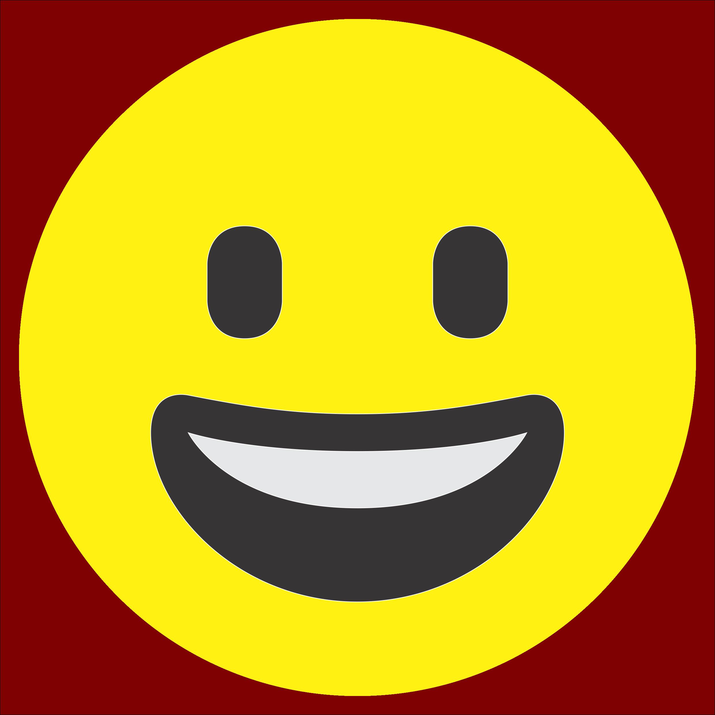 😃 Emoji Rosto Sorridente